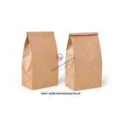 Torba papierowa brązowa Certyfikat Dobrego Smaku 250szt