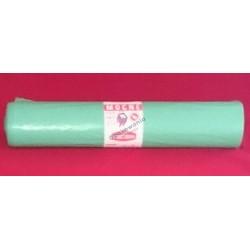 Worki 120l LD a25 SIP zielone