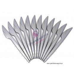 Noże stalowe 100 szt