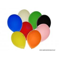 Balony pastelowe mix 100 szt.