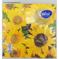 Serwetka kwiaty 13-014 20szt.