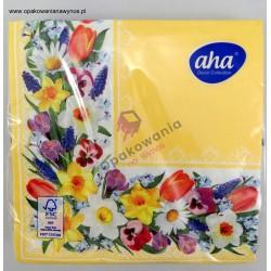 Serwetka kwiaty 12-029 20szt.