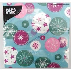 Serwetki świąteczne PAP STAR 20szt. 81024