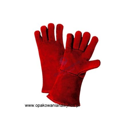 Rękawice R301 Skóra dwoina 1 para