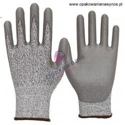 """Rękawice antyprzecięciowe EDGE-5 """"10"""" 1 para"""