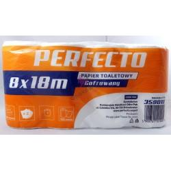 Papier toaletowy Perfecto 2w 8 szt.