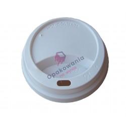 Wieczko białe KDL-10 do kubka 300 ml (100szt)