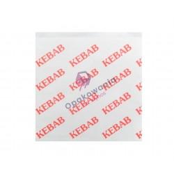 Torebka mała KEBAB 15x15 200szt
