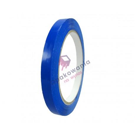 Taśma PVC 9x60 niebieska 1szt
