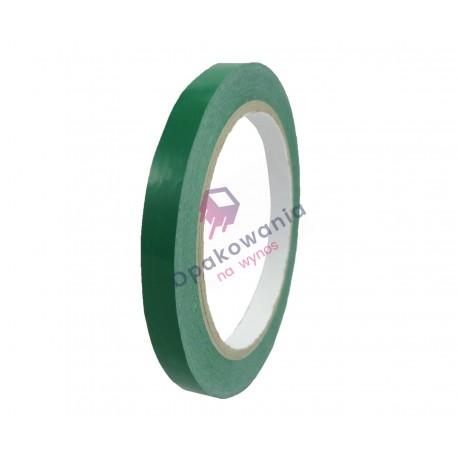 Taśma PVC 9x60 zielona 1szt