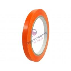Taśma PVC 9x60 pomarańczowa 1szt