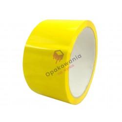 Taśma opakowaniowa 48x50 żółta 1 szt