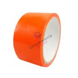 Taśma opakowaniowa 48x40 pomarańczowa 1 szt.