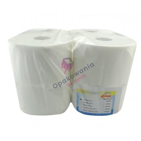 Ręcznik papierowy Słonik Jumbo 60m II gatunek 4szt