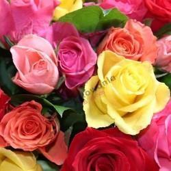 Serwetki PAPSTAR Róże 3W 33x33 20 szt 81568