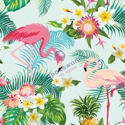 Serwetki PAPSTAR Flamingi 3W 33x33 20 szt 86846