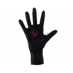 Rękawice uniwersalne czarne L 100 szt