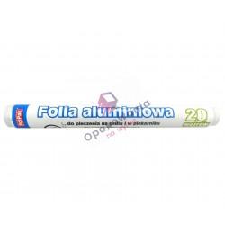 Folia aluminiowa 20m 1szt