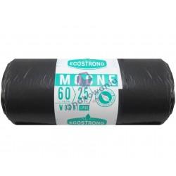 Worki 60l LD czarne SIP 25 szt