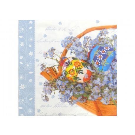 Serwetki Wielkanoc WN 11-008 3W 33cm 20 szt