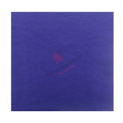 Serwetki trójwarstwowe fioletowe 33x33 20 szt