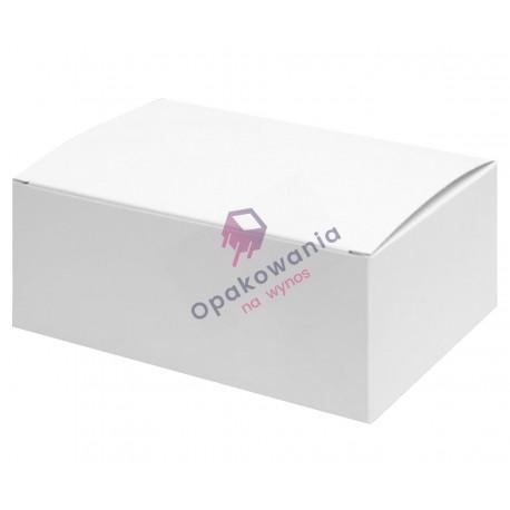 Pudełko białe kurczak 180x125x70 50 szt