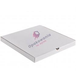 Karton na pizzę 30x30/4 kwadrat EBK 100 szt