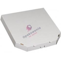 Karton na pizzę 32x32/3,5 ścięta EBŚ 100 szt