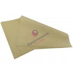 Papier do pieczenia dwustronnie silikonowany brązowy 40x60 500 szt