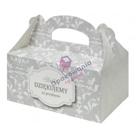 Pudełko samoskładające Ornament 190/140/90 a'50 PS 22