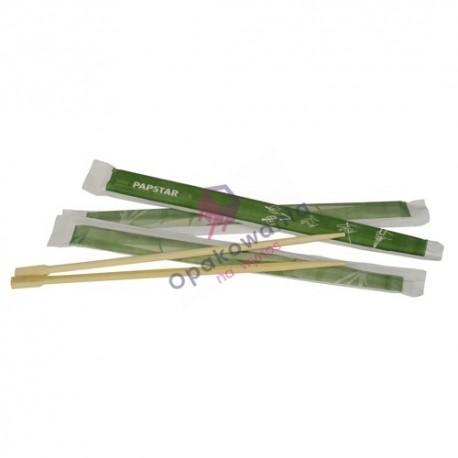 Pałeczki do sushi 23cm pakowane pojedynczo 50szt 10019