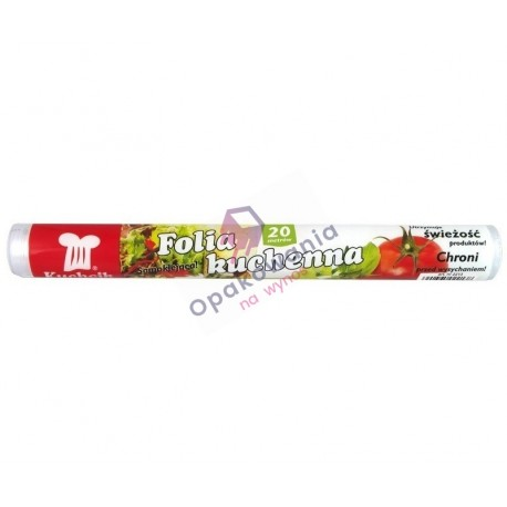 Folia spożywcza 29cmx20m 1szt