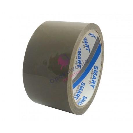 Taśma klejąca 48x60 brązowa Smart Acrylic 1szt