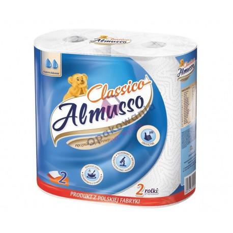Ręcznik papierowy Almusso Classico 2szt