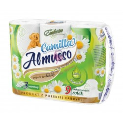 Papier toaletowy Almusso Camille 9szt