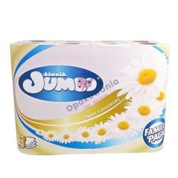 Papier toaletowy rumiankowy 3w Słonik Jumbo 24szt