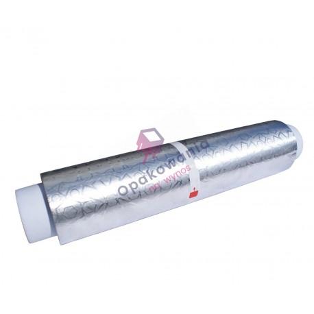 Folia aluminiowa gruba z mikrotłoczeniem 0,8kg 29cm 1szt