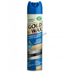 Gold Wax Spray pielęgnacja i ochrona różnych pwierzchni 300ml 1szt