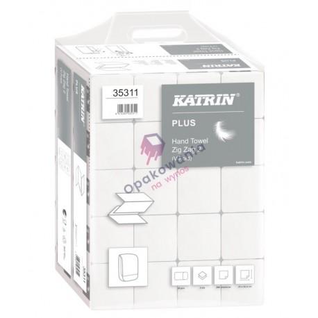 Ręczniki ZZ białe Katrin 20x200szt 35311