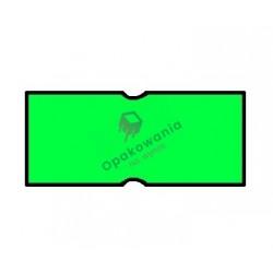 Ceny 1-rzędowe proste zielone 22x12 1szt