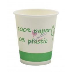 Kubek papierowy 0% Plastic 180ml 50szt