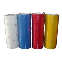 Taśma PVC 9x60 czerwona   1szt